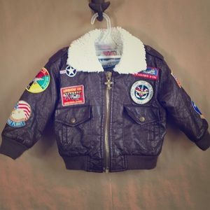 Other - Very nice quality! Aviator jacket